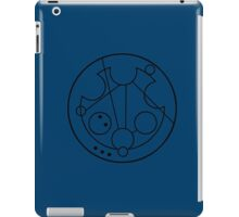 """Fantastic!"" Translated into Gallifreyan iPad Case/Skin"