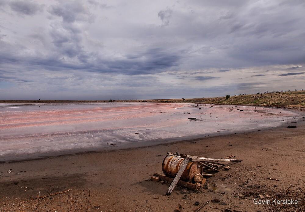 Pink Lake by sedge808