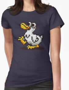 Mad Duck Womens Fitted T-Shirt