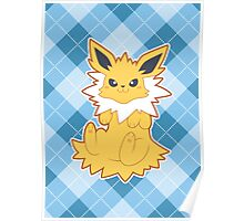 Simply Jolteon Poster
