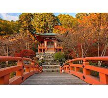 Japan - Kyoto Photographic Print