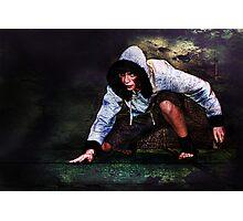 Assassin  Photographic Print