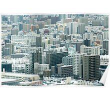 Urban Sapporo Poster