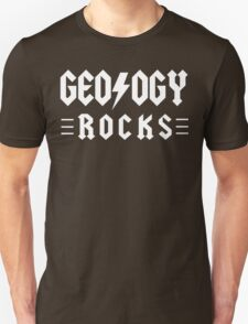 Geology Rocks Unisex T-Shirt