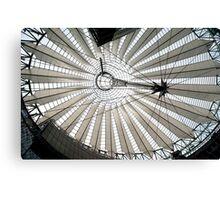 Architecture of the Potsdamer Platz Canvas Print