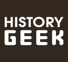 History Geek by trends
