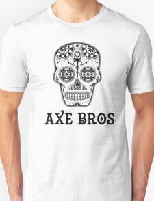 Axe Bros Skull Unisex T-Shirt