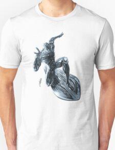 Space Surfin' by Al Rio T-Shirt