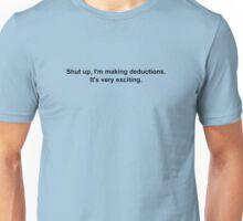 Deductions Unisex T-Shirt