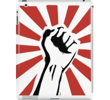 Rebellion Fist iPad Case/Skin