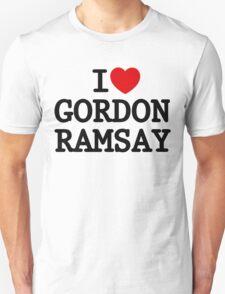 I Heart Gordon Ramsay T-Shirt