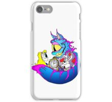 Alice & the Cheshire Cat iPhone Case/Skin