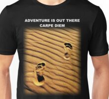 Adventure Is Out There – Carpe Diem (Sieze The Day) Unisex T-Shirt