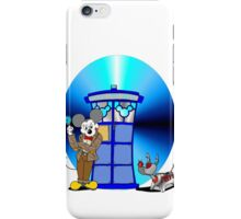 Disney Doctor Who iPhone Case/Skin