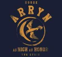 Game of Thrones House Arryn by nofixedaddress