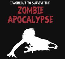 Zombie Training by keirrajs