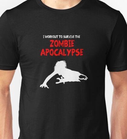Zombie Training Unisex T-Shirt