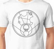 """Hello Sweetie"" Translated into Gallifreyan Unisex T-Shirt"