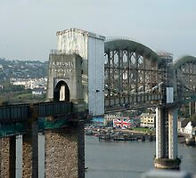 royal albert bridge by photoeverywhere