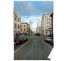 cablecar intersection Poster