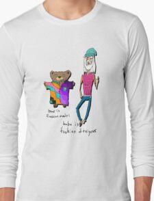 Mutual Relationship Long Sleeve T-Shirt
