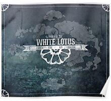 Order of the White Lotus Poster