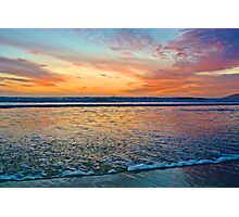 Pismo Beach  Photographic Print