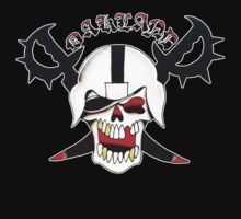 510 - Oakland Skull T-Shirt