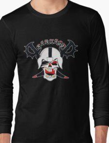 510 - Oakland Skull Long Sleeve T-Shirt
