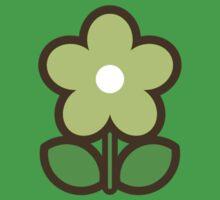 Flower Green - Day 4 (Wednesday) 4of7 designs T-Shirt