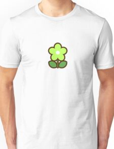 Flower Green - Day 4 (Wednesday) 4of7 designs Unisex T-Shirt