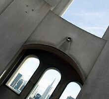 Coit Tower Windows by photoeverywhere