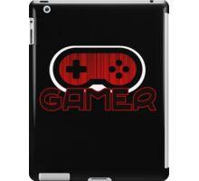 Red GAMER iPad Case/Skin