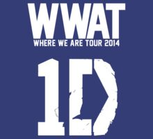 One Direction - Where We Are Tour by a-benzo