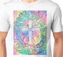 Hope Springs Eternal Cross by Amelia Carrie Unisex T-Shirt