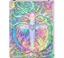 Hope Springs Eternal Cross by Amelia Carrie iPad Case/Skin