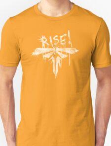 Fireflies - Rise! White Version T-Shirt