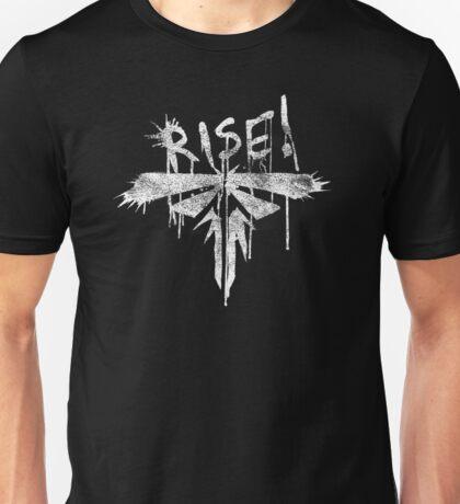 Fireflies - Rise! White Version Unisex T-Shirt