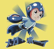 Mega Boy by Chase Garretta