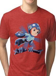 Mega Boy Tri-blend T-Shirt