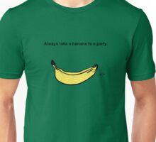 Banana Party Unisex T-Shirt