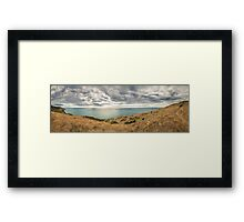 Te Toto Gorge (Raglan) Panorama Framed Print