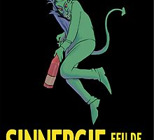 SINNERGIE - Maurin Quina by Erica Wester