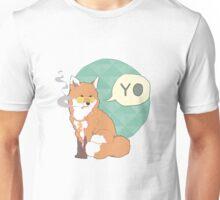 Gangster Fox Unisex T-Shirt