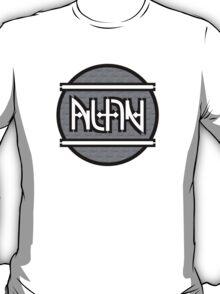 Alan ambigram T-Shirt