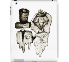 The Sanctity of Marriage (Sketch) iPad Case/Skin