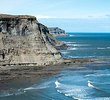 North Yorkshire coast by photoeverywhere