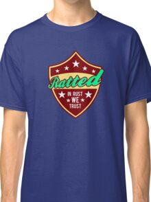 Ratted VW rat rod Classic T-Shirt