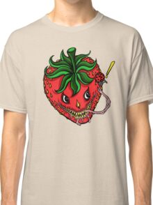Sinister Strawberry Classic T-Shirt