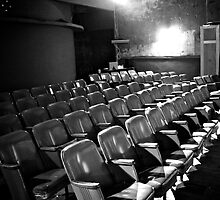 Empty Theater by Jesse Diaz